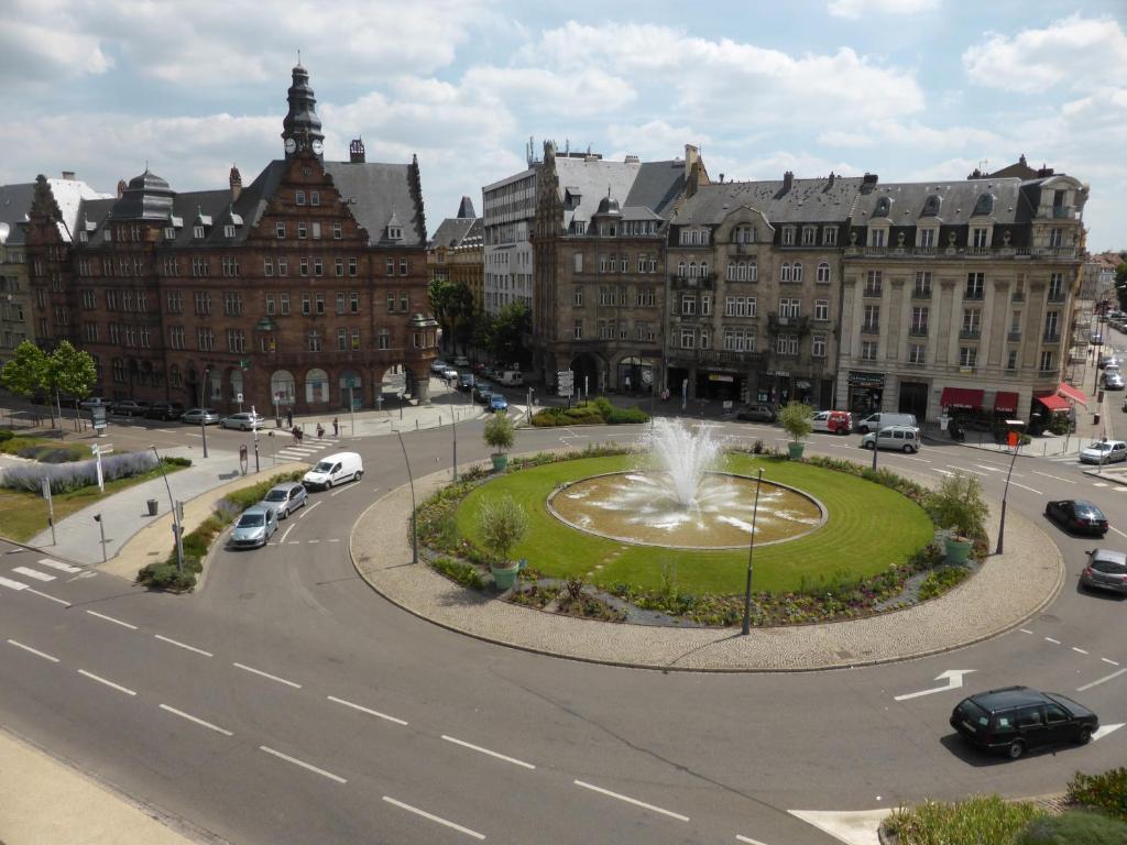 H U00f4tel Le Mondon - Metz