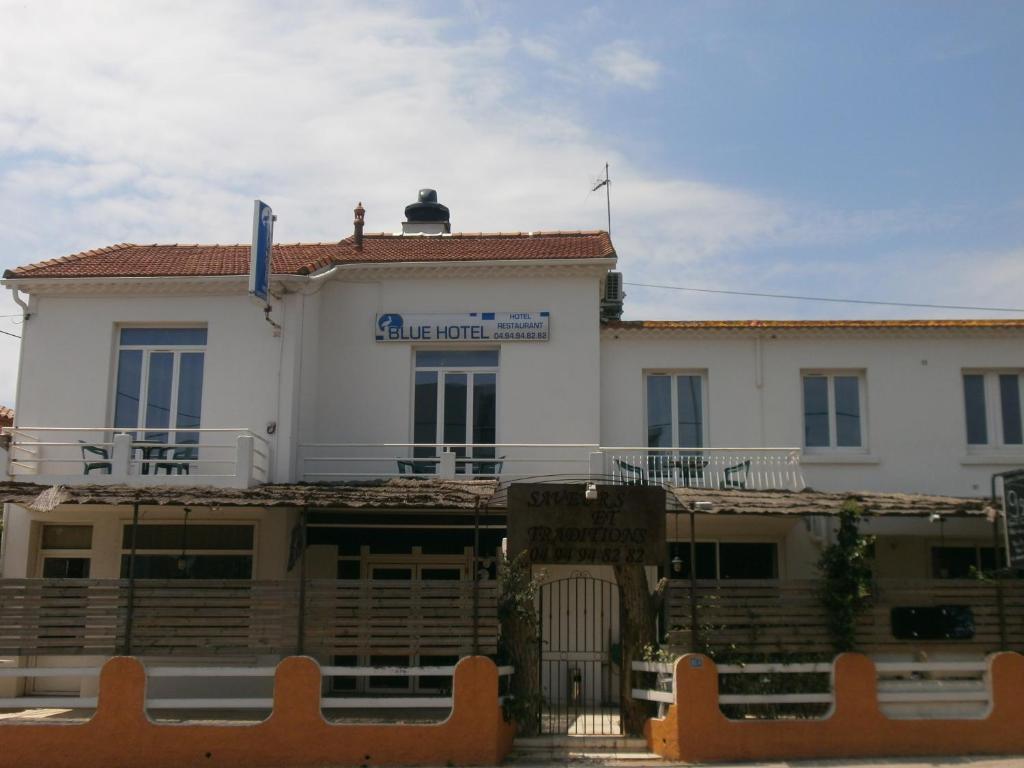 Blue Hotel Seyne Sur Mer