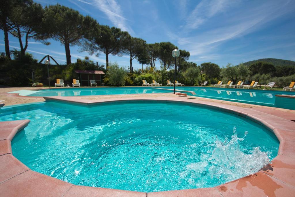 Montepulciano Hotel Con Piscina