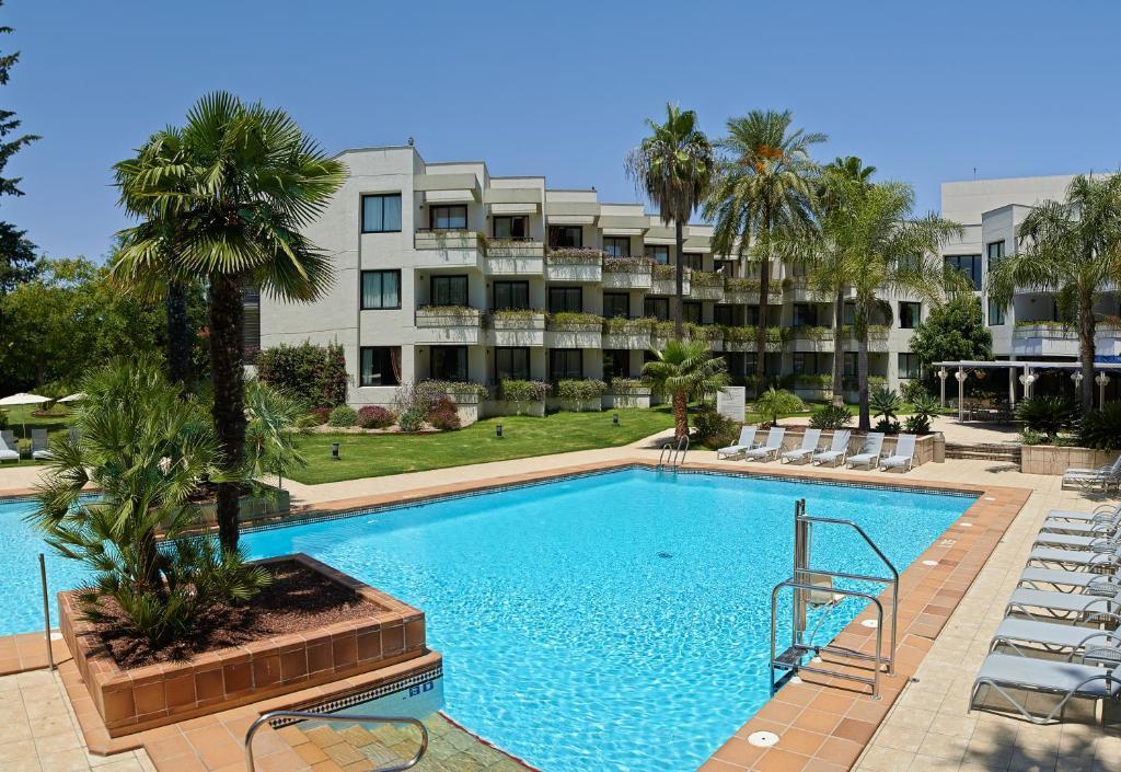 Hipotels sherry park jerez de la frontera reserva tu for Hoteles en motril con piscina