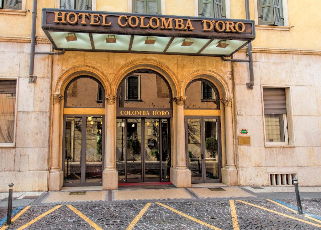 Hotel Colomba D Oro Verona Recensioni