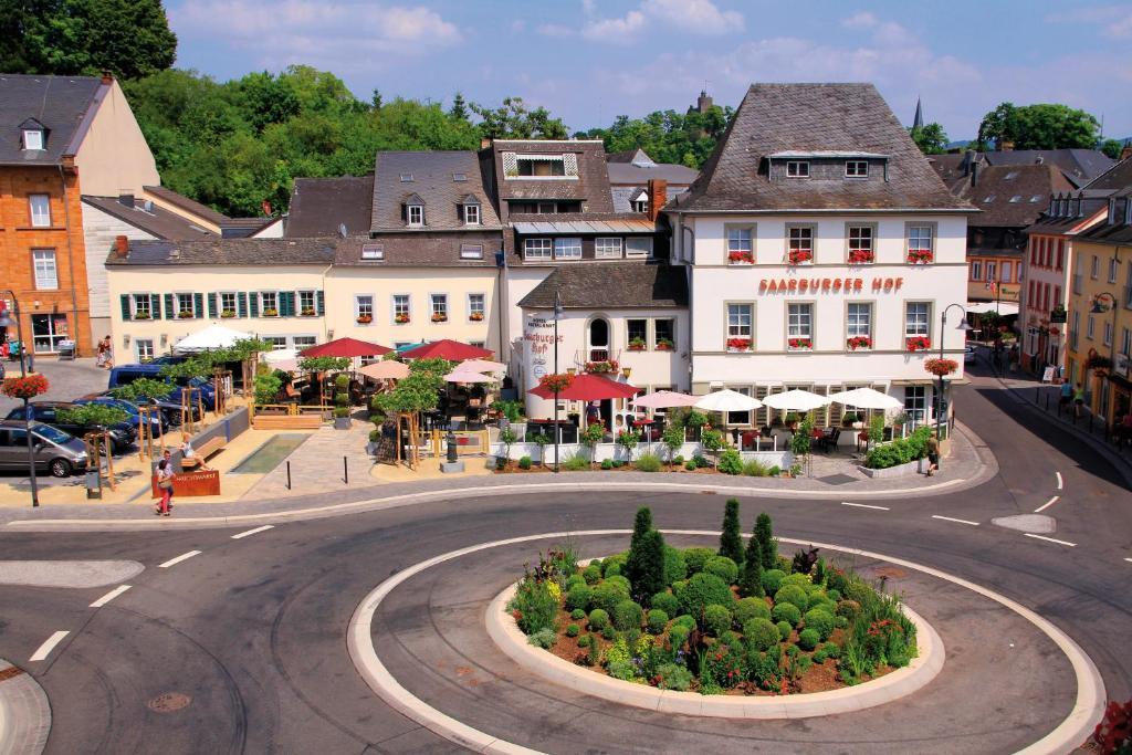 Hotel saarburger hof r servation gratuite sur viamichelin for Reserver hotel payer sur place