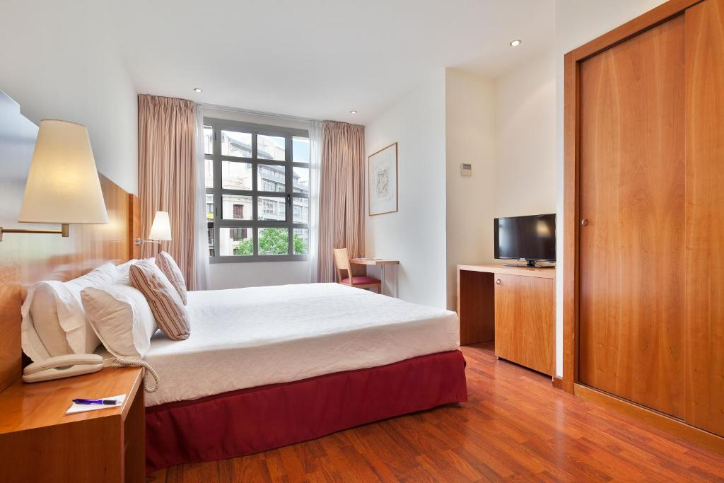 Hotel Aranea Barcelone Booking