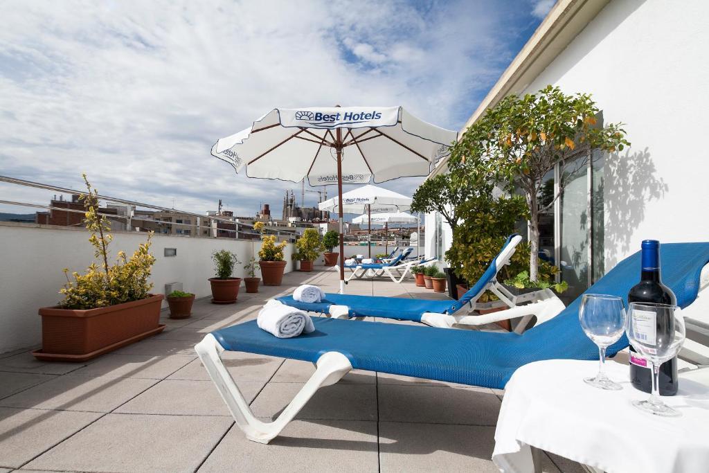 Hotel Aranea Barcelone Booking