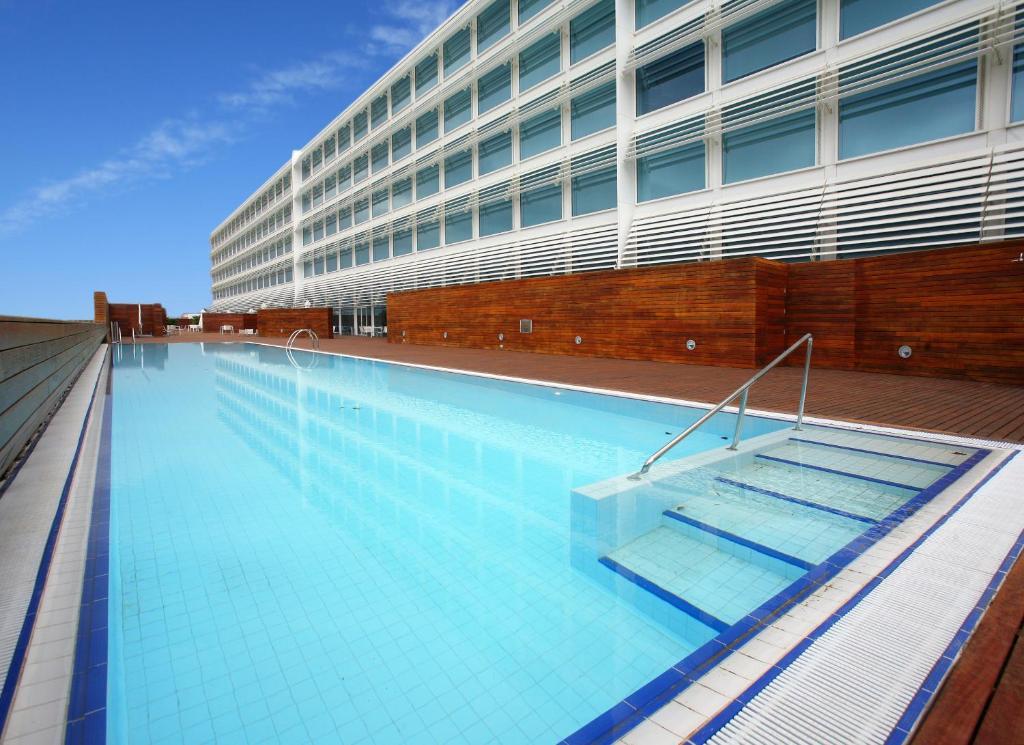 Hotel hiberus saragossa informationen und buchungen for Hoteles para ninos en zaragoza