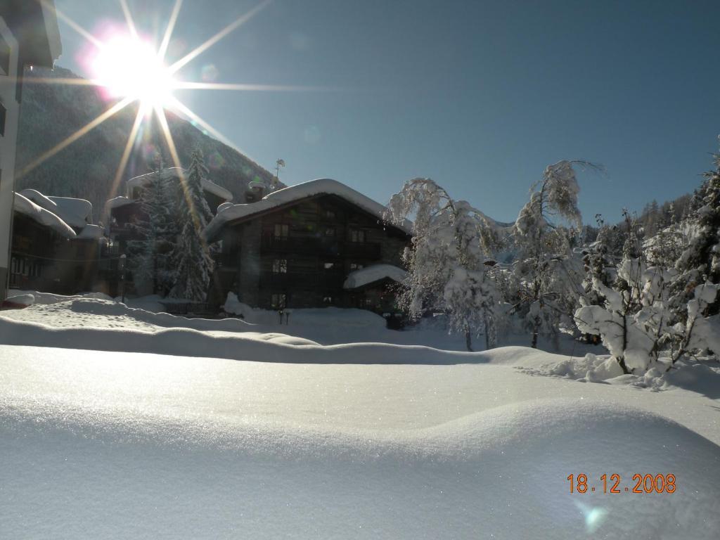 Hotel De Glacier Champoluc