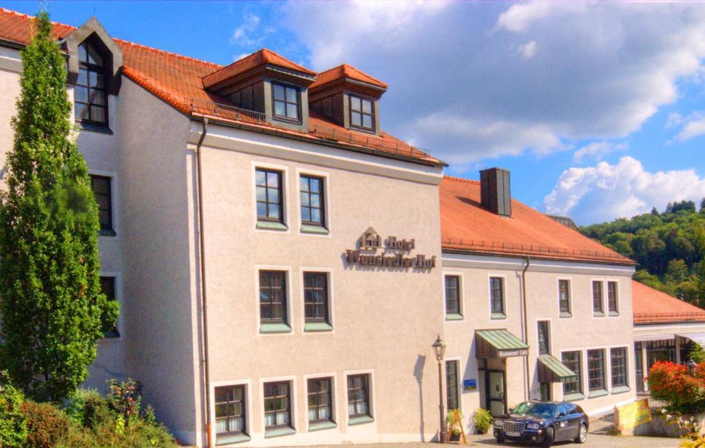 Meister BÄR HOTEL Wunsiedler Hof