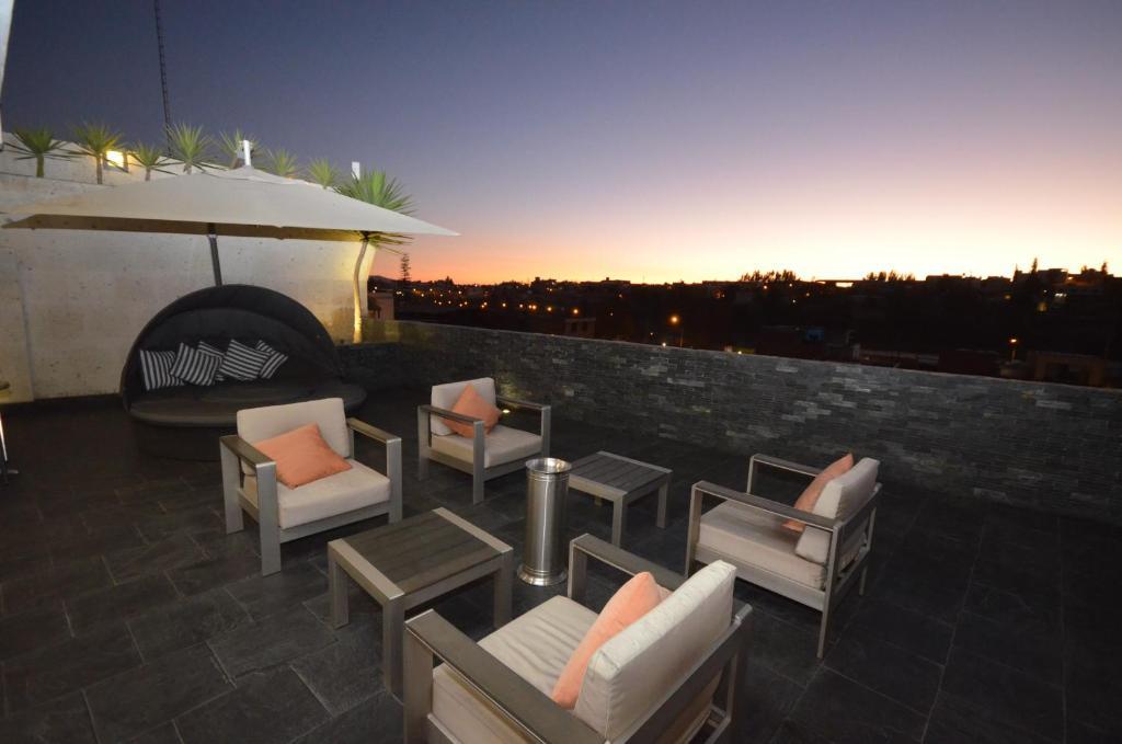 Star Hotels Arequipa