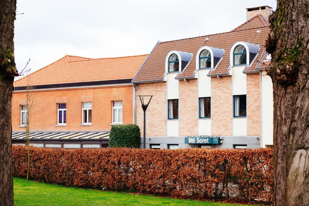 Hotel soret overijse for Central jardin rixensart