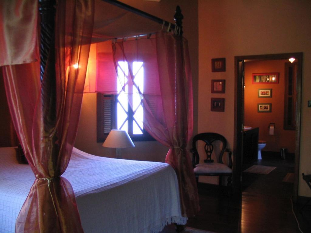 Le Jardin de Beau Vallon, Bed & Breakfast Mahébourg