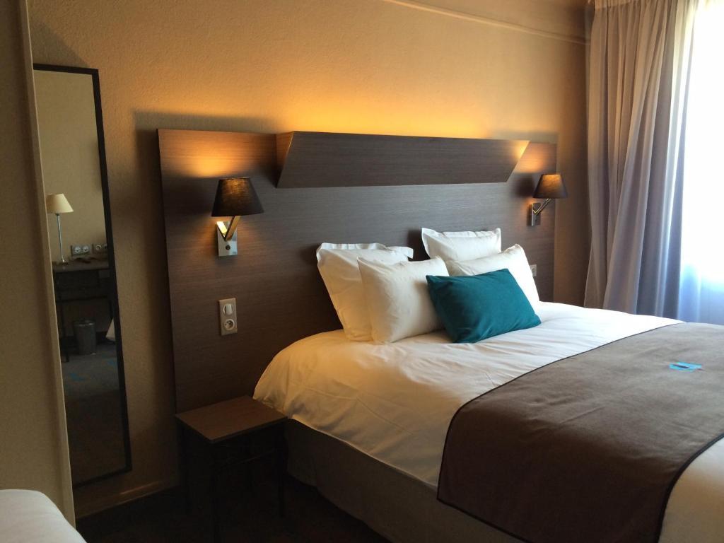 Moka hotel niort online booking viamichelin for Hotels niort