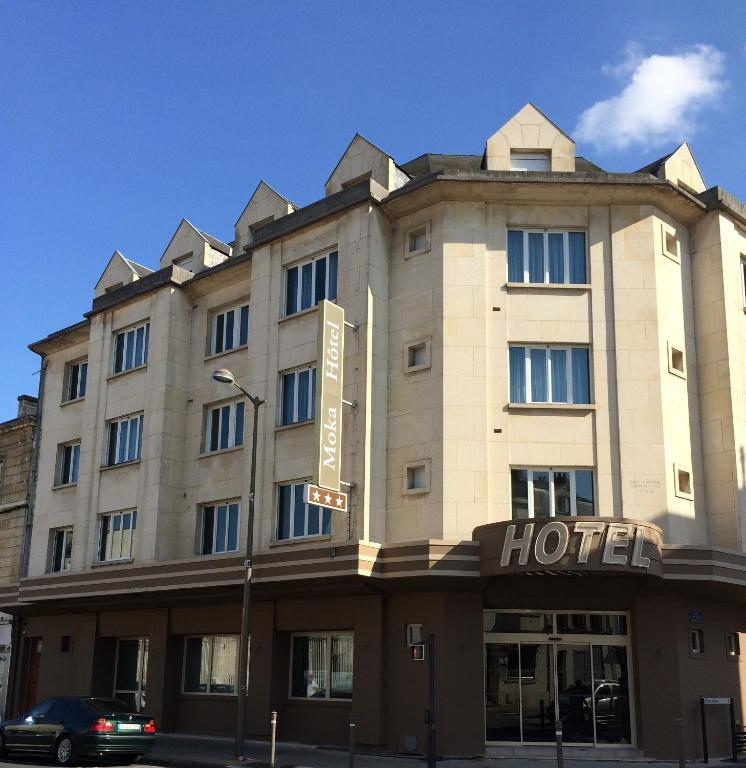 Moka hotel niort book your hotel with viamichelin for Hotels niort