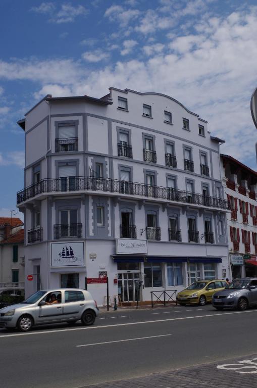 hotel de paris r servation gratuite sur viamichelin
