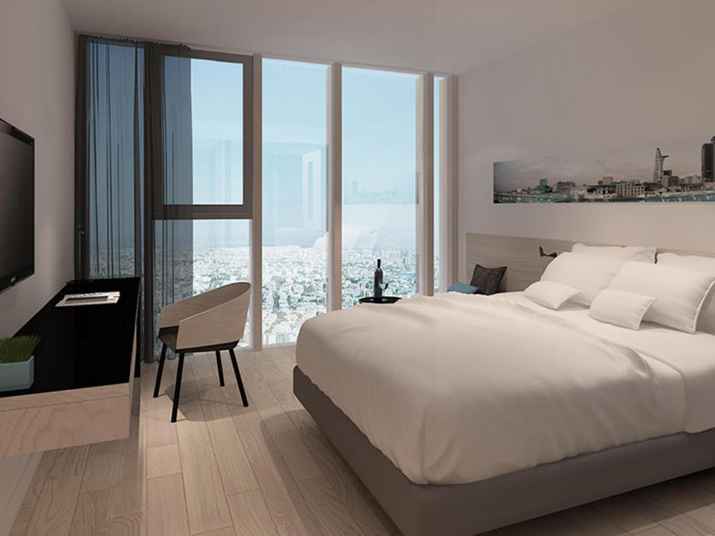 Phòng Premium Giường Đôi/ 2 Giường đơn