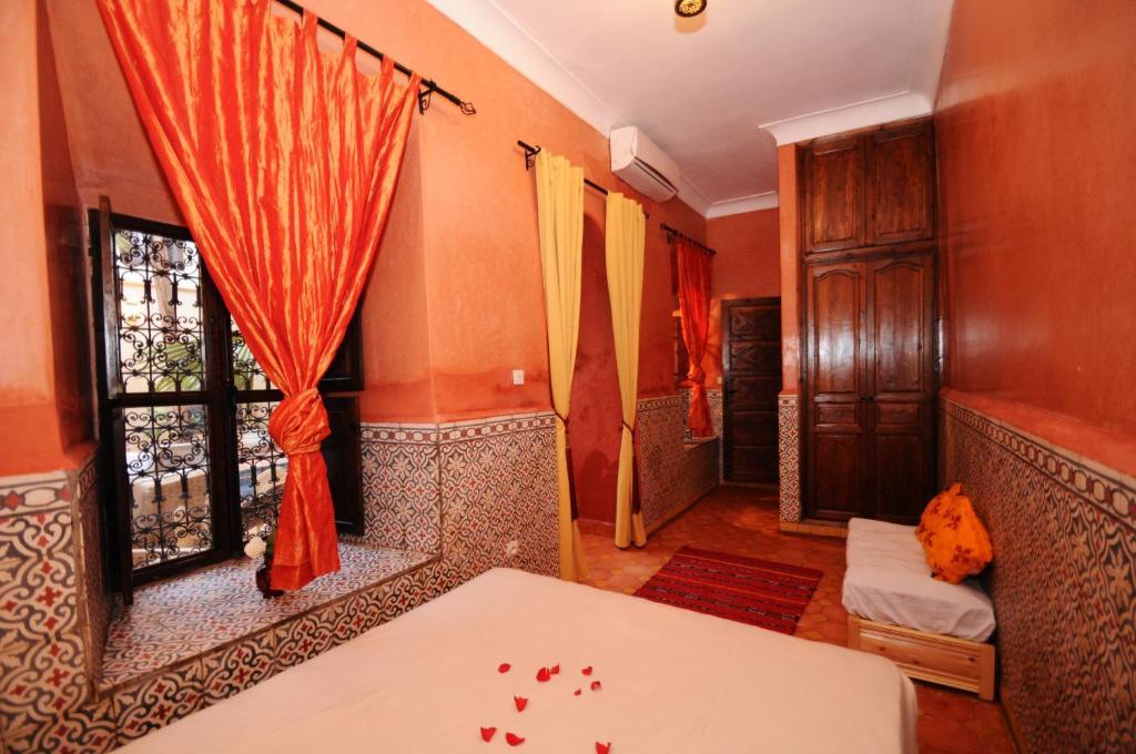 Riad hadda chambres d 39 h tes marrakech for Chambre d hotes marrakech