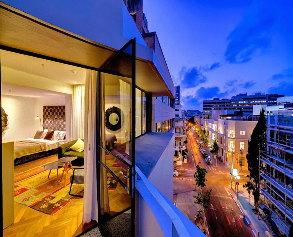 Townhouse tel aviv boutique hotel by zvieli hotels tel for Boutique hotel israel