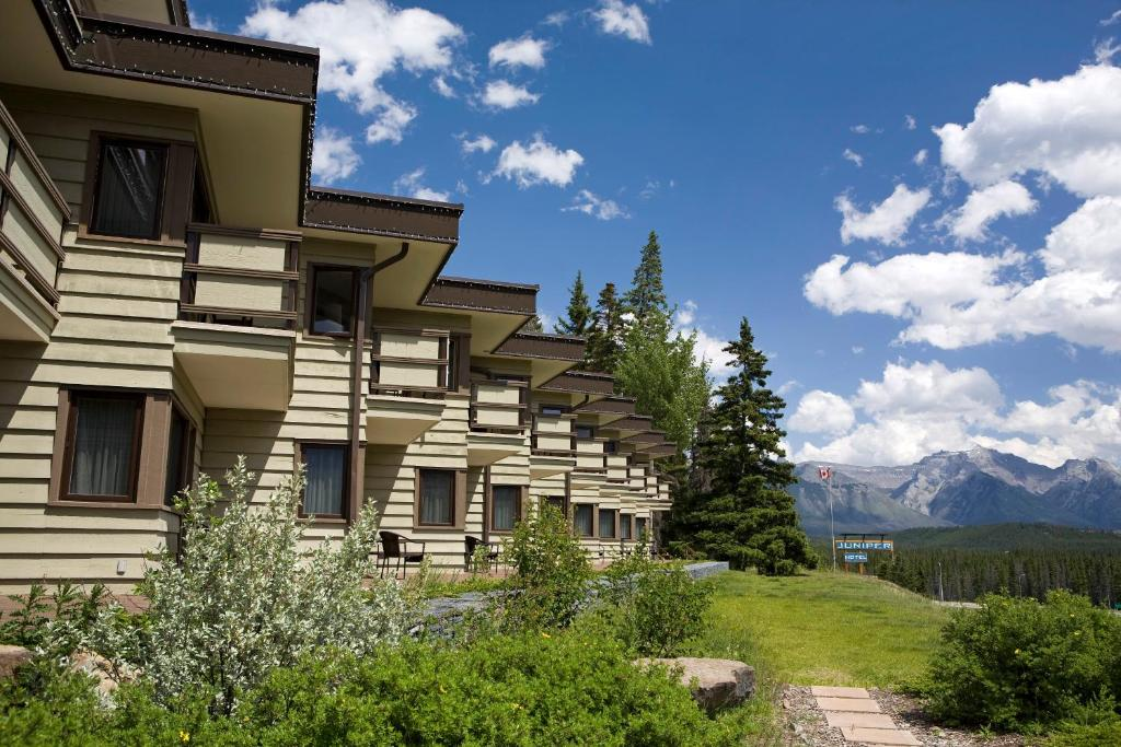 The juniper hotel bistro canmore book your hotel for Banff national park cabin rentals