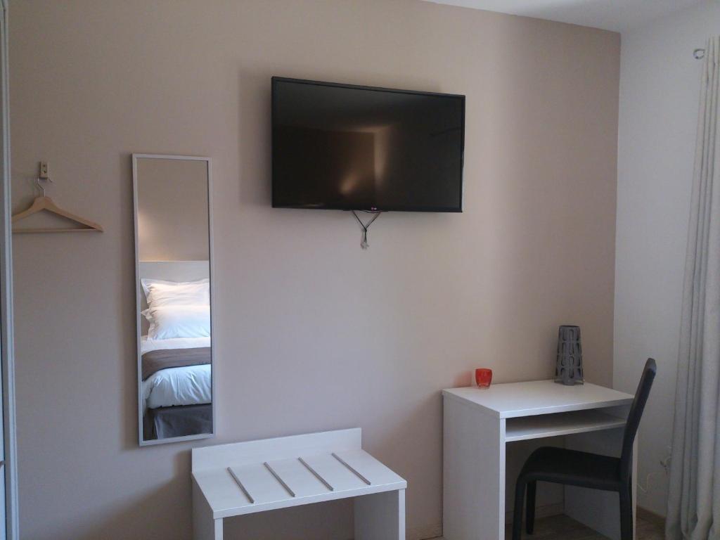 h tel les petits oreillers pont saint esprit informationen und buchungen online viamichelin. Black Bedroom Furniture Sets. Home Design Ideas