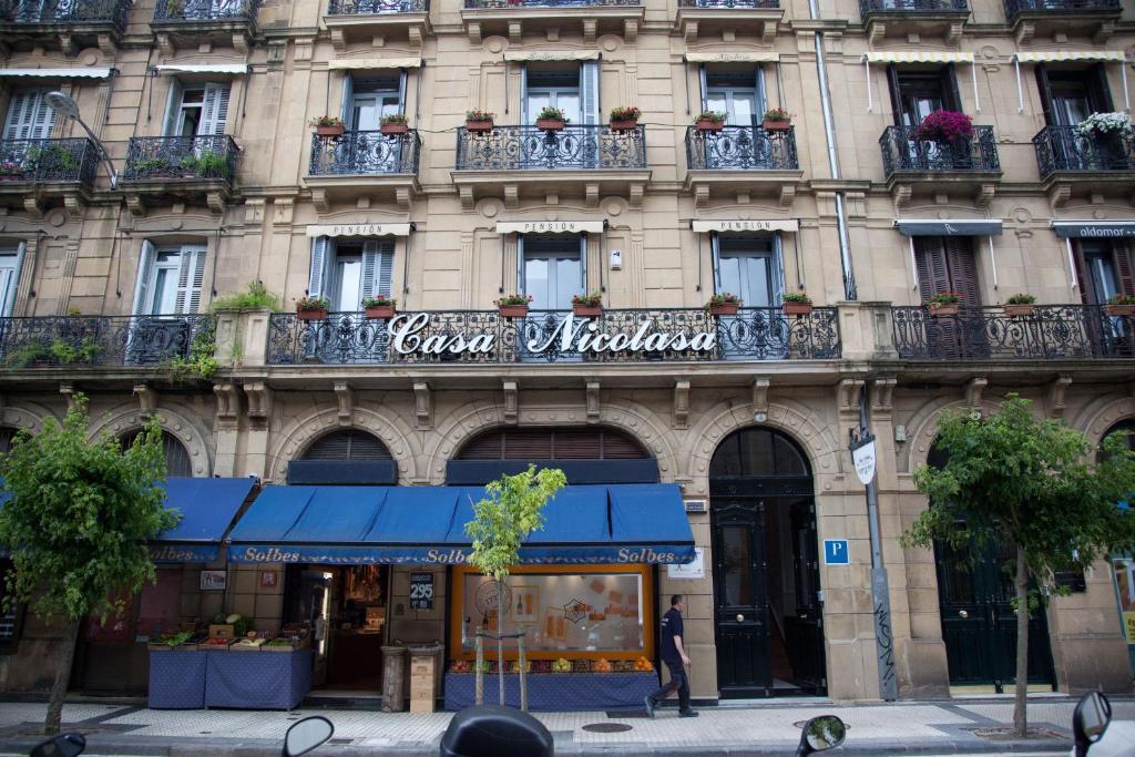 Casa nicolasa r servation gratuite sur viamichelin for Reserver un hotel et payer sur place