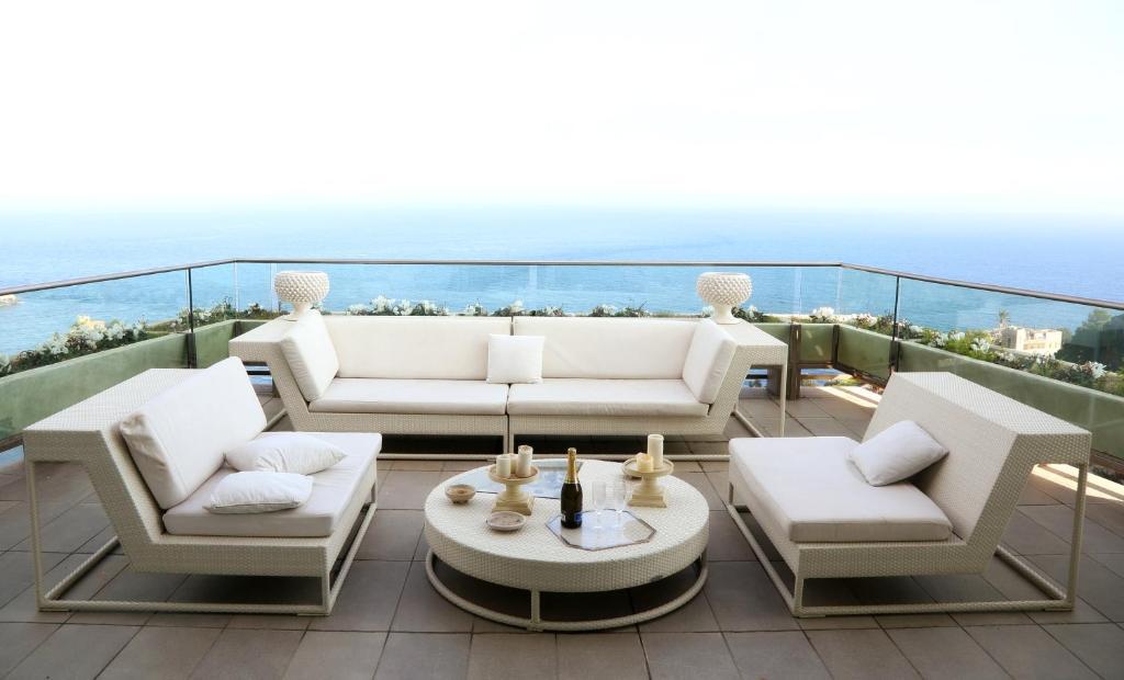 Maison blanche taormina r servation gratuite sur viamichelin for Maison blanche classique