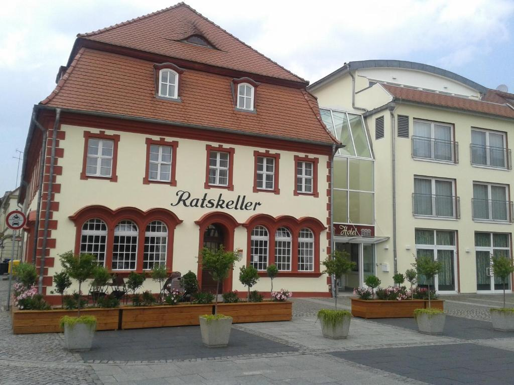 Hotel Garni Ratskeller Vetschau