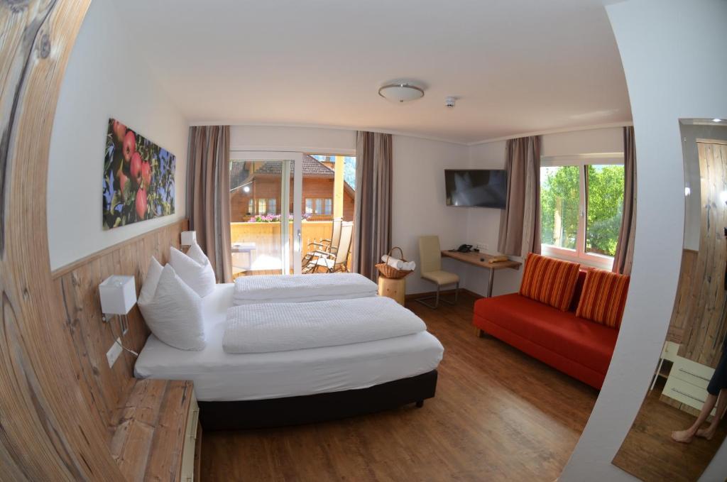 aparthotel wellness landhaus parth sterreich ossiach. Black Bedroom Furniture Sets. Home Design Ideas