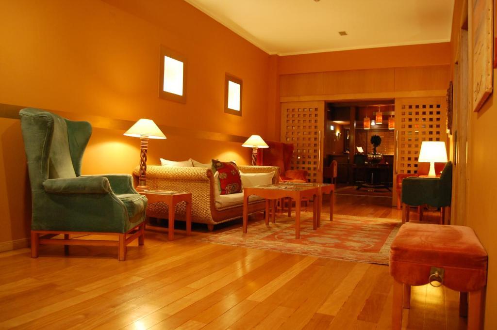 Hotel central parque r servation gratuite sur viamichelin for Central de reservation hotel