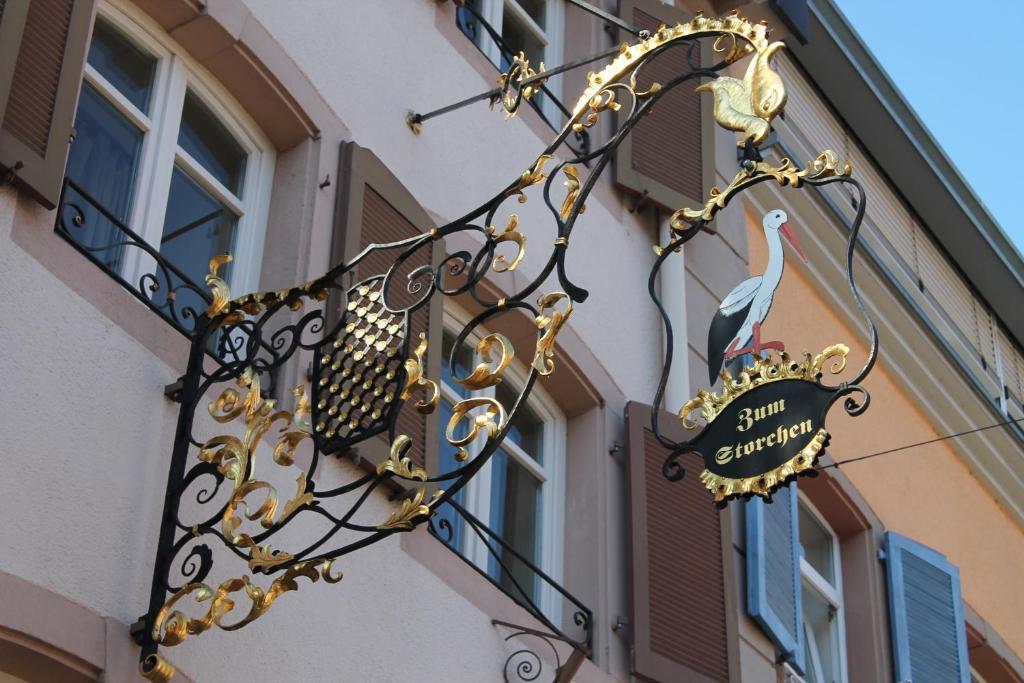 Restaurant hotel zum storchen waldkirch informationen for Designhotel waldkirch