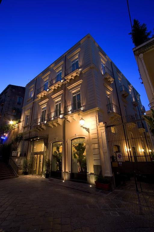 fondazione ebbene catania hotels - photo#31