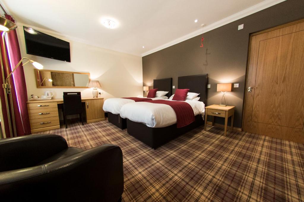 Somerton House Hotel Lockerbie Dg Dr