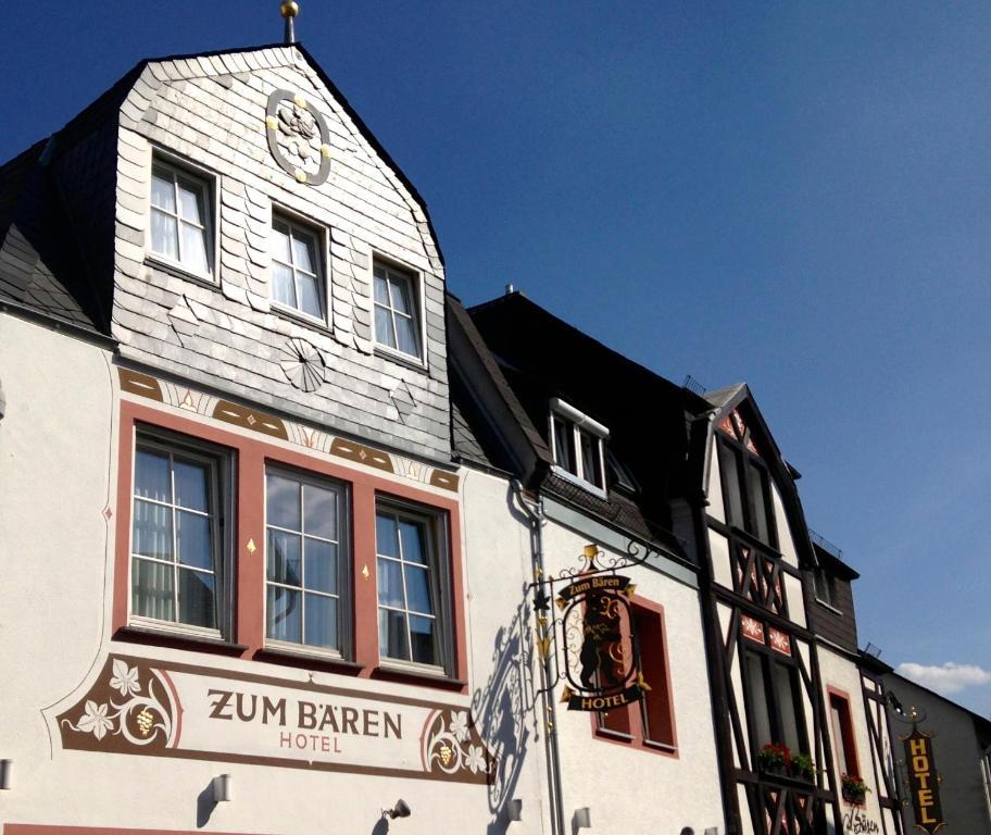 Hotel Zum Baren Rudesheim Am Rhein Deutschland