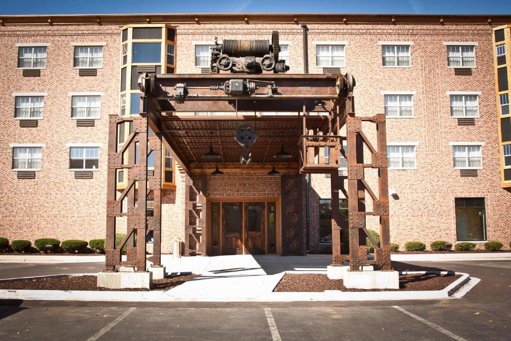 Ironworks Hotel Beloit Book Your Hotel With Viamichelin