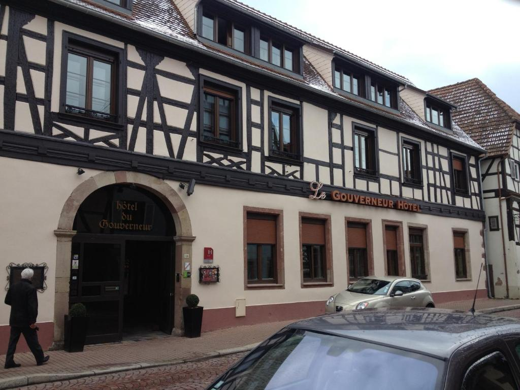 Le gouverneur hotel obernai book your hotel with for Hotels obernai