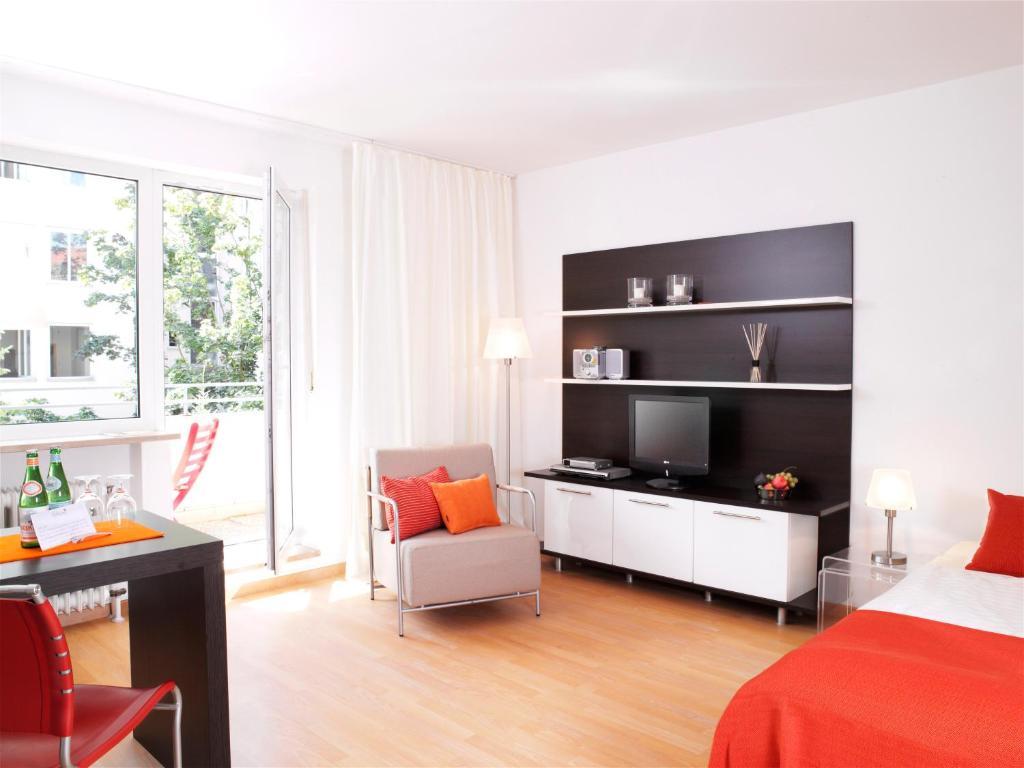 Frederics m nchen city schwabing m nchen informationen for Design hotel schwabing