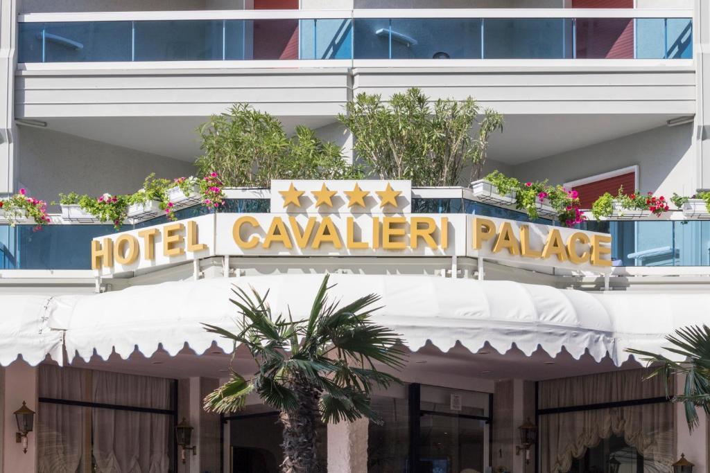 Hotel Cavalieri Palace Jesolo