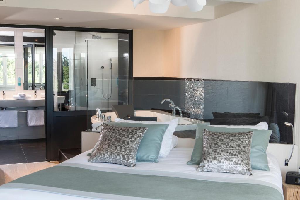 hotel best western spa atlantic thalasso saint jean de monts. Black Bedroom Furniture Sets. Home Design Ideas
