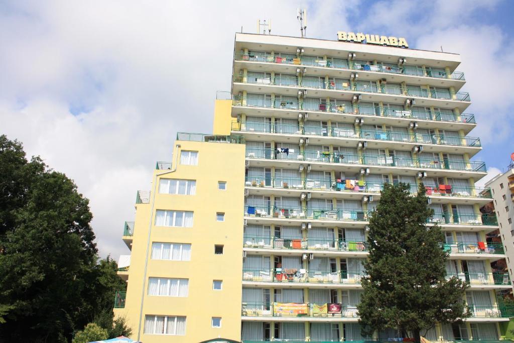 Хотел Варшава