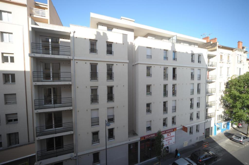 Zola park villeurbanne informationen und buchungen for Hotel zola