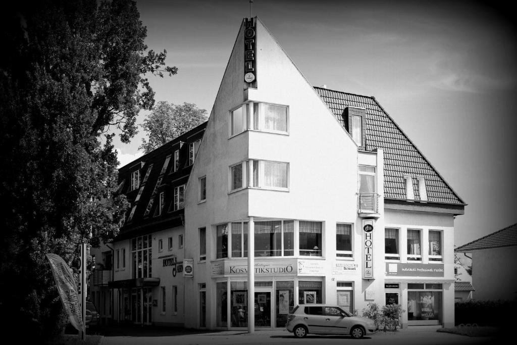 Hotel Sankt Georg Neubrandenburg Bewertungen