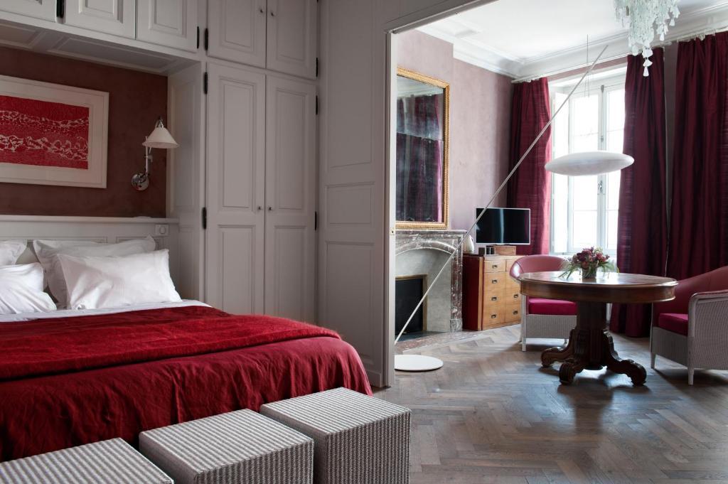 chambres d 39 h tes eden ouest kamers b b la rochelle. Black Bedroom Furniture Sets. Home Design Ideas