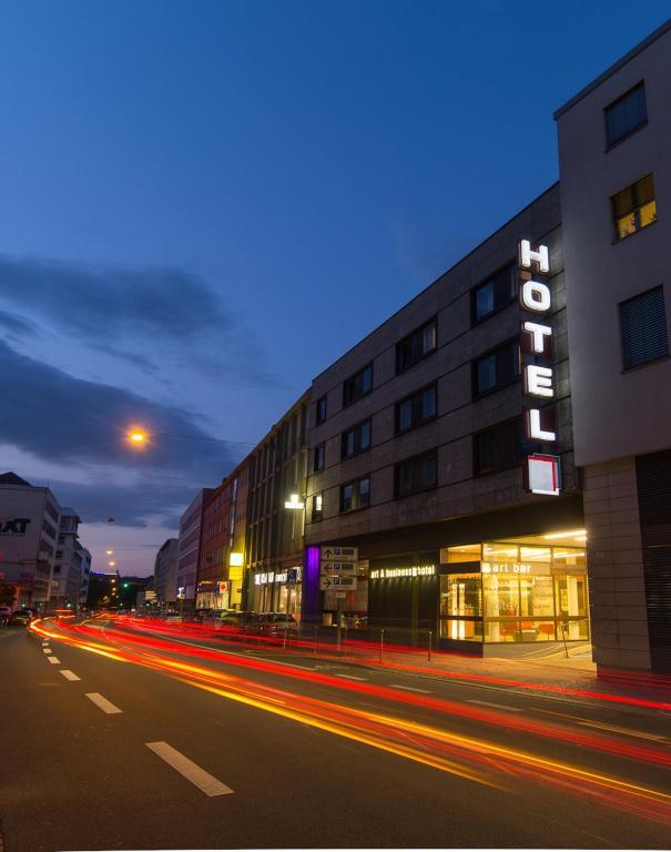 art business hotel n rnberg reserva tu hotel con viamichelin. Black Bedroom Furniture Sets. Home Design Ideas
