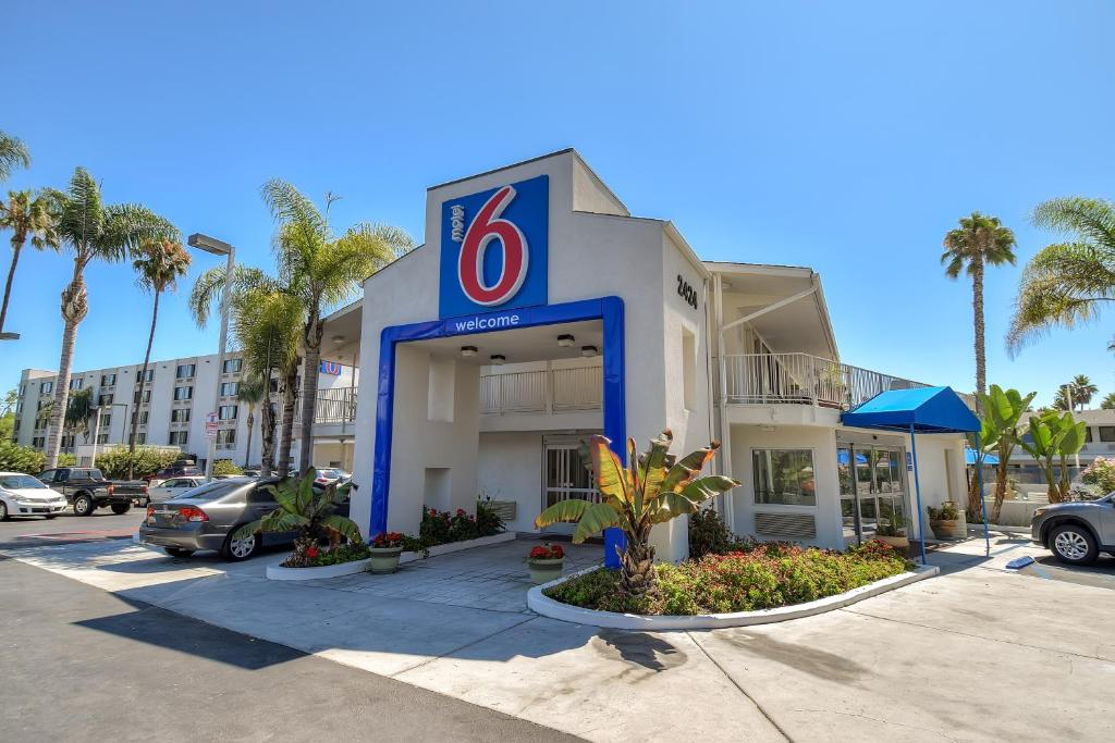 Motel  In San Diego Hotel Circle