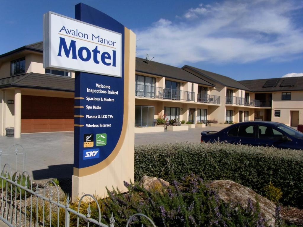Avalon manor motel r servation gratuite sur viamichelin for Reservation motel