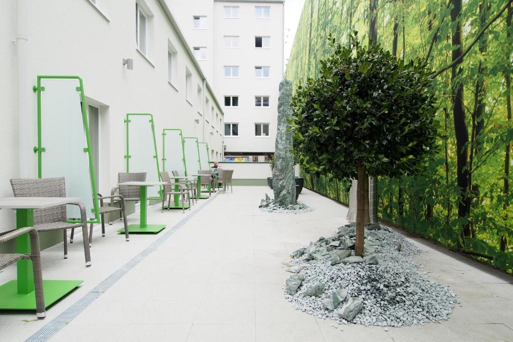 Design Und Budget Hotel Wien Schonbrunn