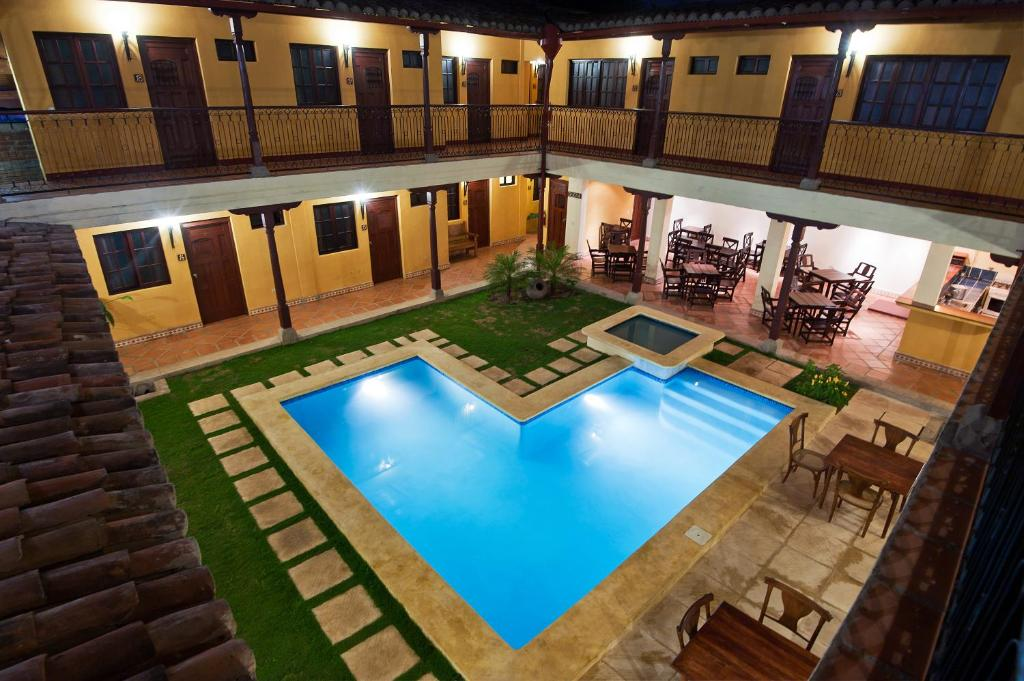 Hotel la p rgola granada prenotazione on line for La pergola prezzi