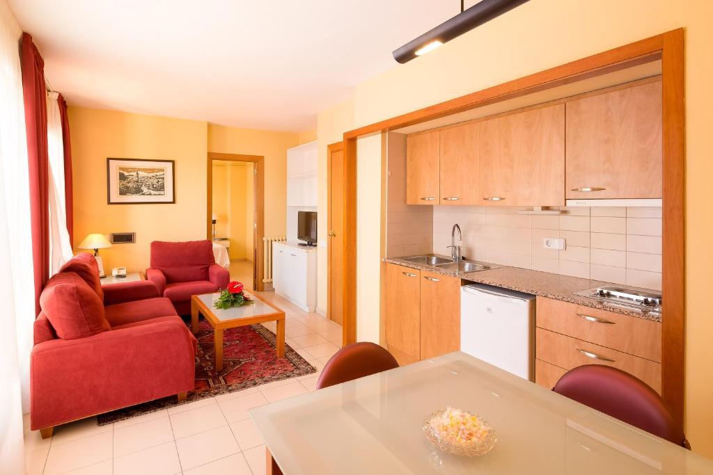 Aparthotel bertr n barcellona prenotazione on line for Aparthotel barcellona