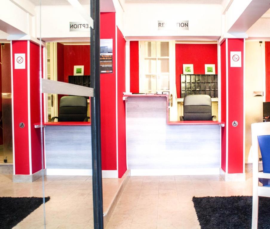 hotel le jardin lens online booking viamichelin. Black Bedroom Furniture Sets. Home Design Ideas