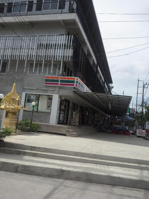 Thongtha Residence Suvarnabhumi Airport Bang Phli Yai
