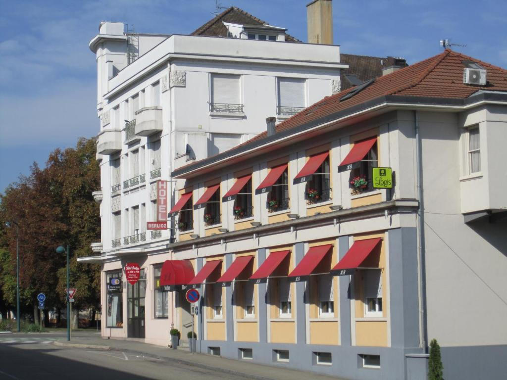 Hotel berlioz basel airport basel book your hotel with for Hotels saintes