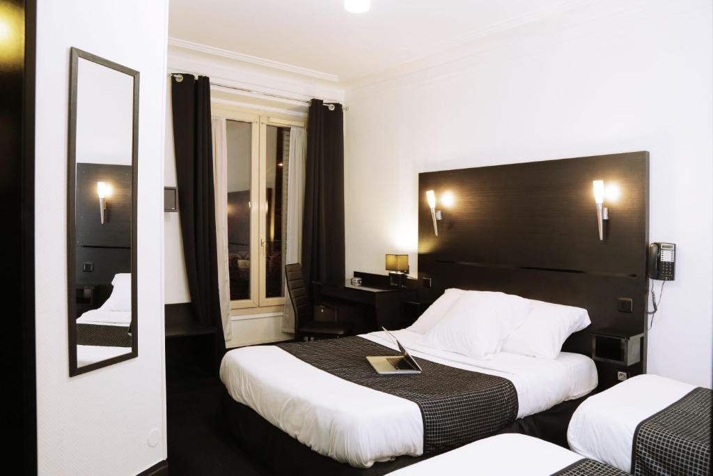 Hotel Ibis Republique Le Marais
